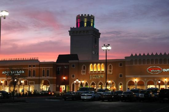 Outlet Mall San Marcos, Texas...in our family, we call this mecca.....love
