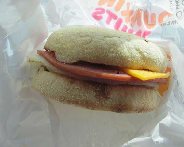 Dunkin' Donuts has long been a leading quick breakfast stop, and became the