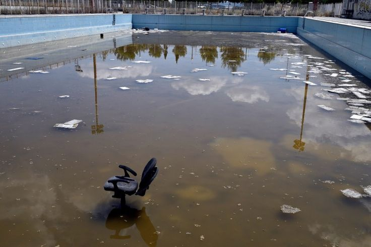 Former Olympic Venues in Ruins