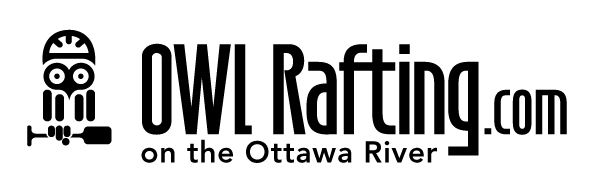 Owl Rafting on the Ottawa River