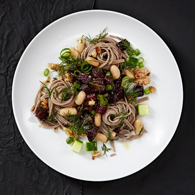 Recipe of the Day: Polish Summer Soba Salad. Ideal for a warm summer night, this…