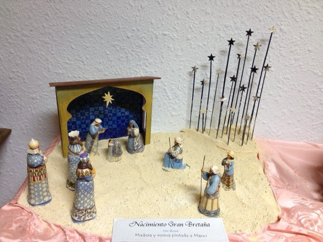 Exposición Belenes del Mundo 11/2012