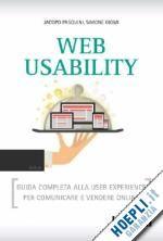 HOMEPAGE COMMUNICATION, NAVIGAZIONE E ARCHITETTURA DELL'INFORMAZIONE, WEB WRITING, LEGGIBILITÀ, VISUAL DESIGN, INTERFACCIA UTENTE, USER EXPERIENCE, INTERAZIONE, WEB USABILITY, WEB MARKETING, E-COMMERCE, SITI WEB, USABILITÀ