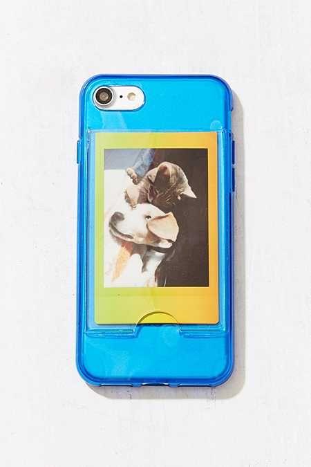 size 40 4b593 1b563 Neon Instax Mini Frame iPhone 8/7/6/6s Case | stuff in 2019 | Phone ...