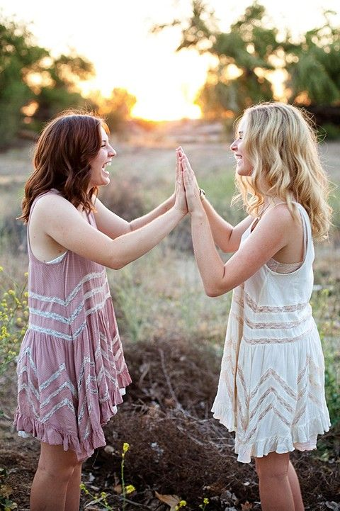 """cute! @Corinne Abramowitz Everdeen this gave me an idea for a """"Hope"""" picture - K and P standing like this but with their hands clasped instead of just placed, and looking down at the ground kind of thoughtfully. what do you think?"""