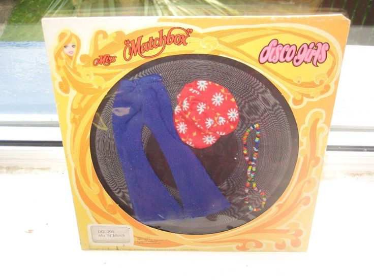 MISS MATCHBOX DISCO GIRLS / WORLD OF LOVE DOLLS   9.99+5