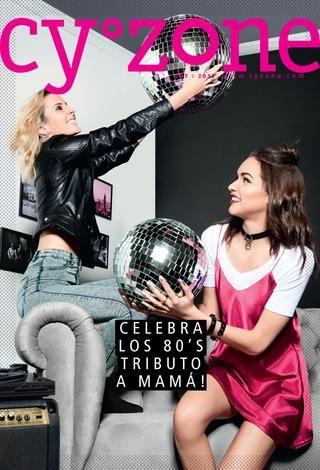 Catálogo Cyzone México  C07  Cyzone / Campaña 07 / México / 2017