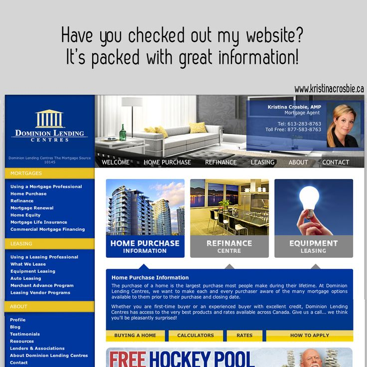 The Mortgage Professionals You Can Trust!  http://kristinacrosbie.blogspot.ca/2013/09/the-mortgage-professionals.html