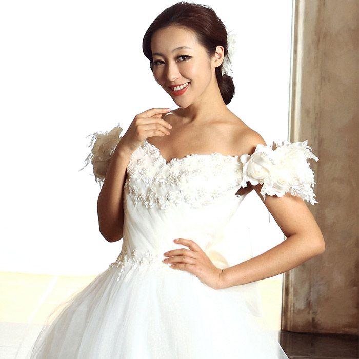 robe de mariée de sac et parole épaule à manches courtees et de fuite en dentelle françaises sexy luxe 10021