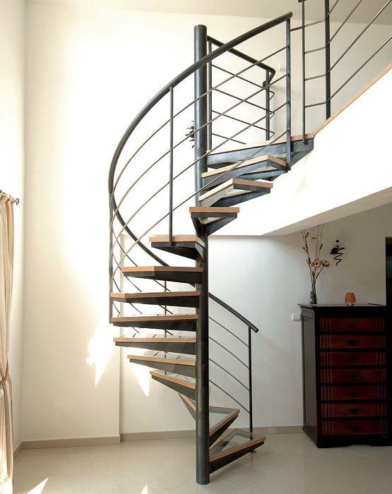 8 best escaliers design et contemporains images on pinterest. Black Bedroom Furniture Sets. Home Design Ideas