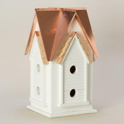 Victorian Birdhouse in Outdoor Living GARDEN DÉCOR Birdhouses at Terrain