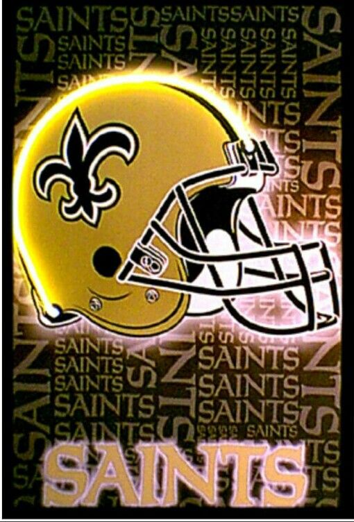 Saints Wallpaper New orleans saints football, Saints