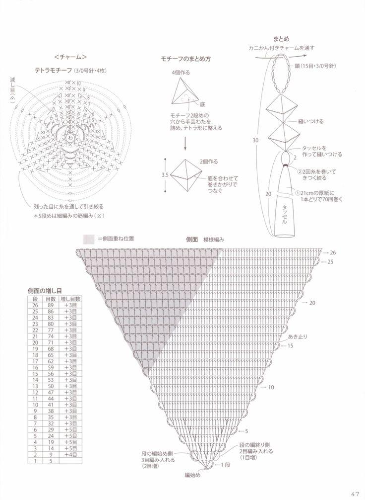 Вязание сумок. Журнал «Crochet Mania's Bags» для всех любительниц вязания крючком. Ко всем вязаным моделям прилагаются качественные схемы