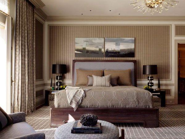 Как оформить спальню в индийском стиле интерьера