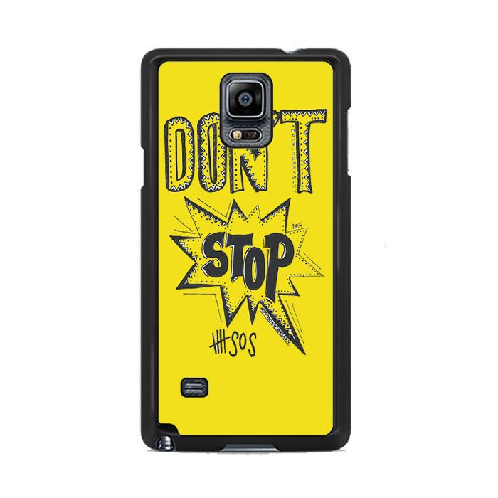 5 seconds of summer 5 sos Design Samsung Galaxy Note 3 | 4 Cover Cases