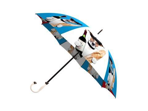 French Dog Umbrella
