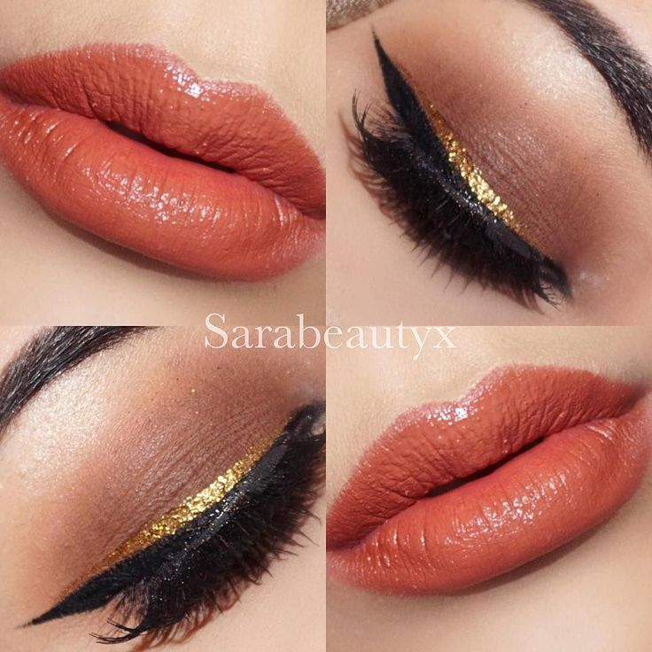 Lovely #Repost @sarabeautyx  #makeup #makeupbyme #makeupjunkie #makeupslaves #sarabeautyx #eyelure #eyebrows #eyeliner #eyelashes #glitter #lips #lipstick #mac #spice #lipliner #hudabeauty #wakeupandmakeup #nazilaloveglam by nazilaloveglam