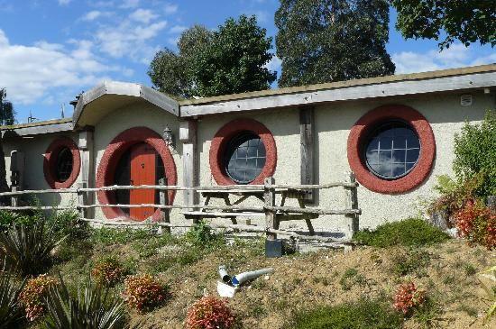 Woodlyn Park North Island New Zealand Hobbit Like Hotel