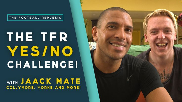 The YES/NO Challenge with Jaack Maate, Stan Collymore and Dwight Yorke! - http://tickets.fifanz2015.com/the-yesno-challenge-with-jaack-maate-stan-collymore-and-dwight-yorke/ #Football
