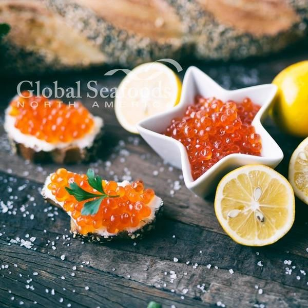 Global Seafoods is a respected name in seafood. We are well known for our excellent quality caviar for sale. Black and Red Salmon Caviar Buy Online Right Now