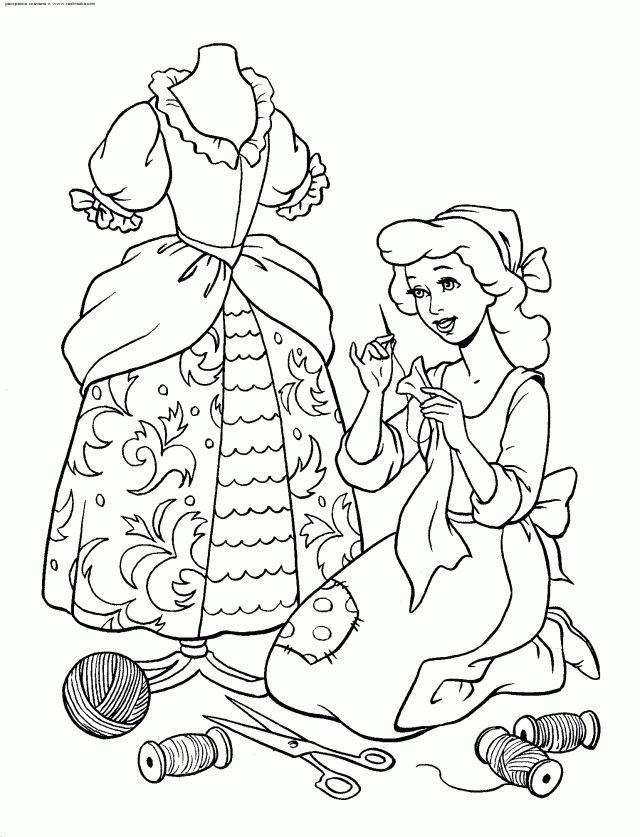 153 best images about coloriages princesses frozen reine - Coloriages princesses ...