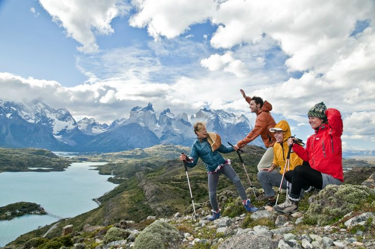 Patagonia Hiking Torres del Paine Trek - Where to Go for a South America Trekking Holiday