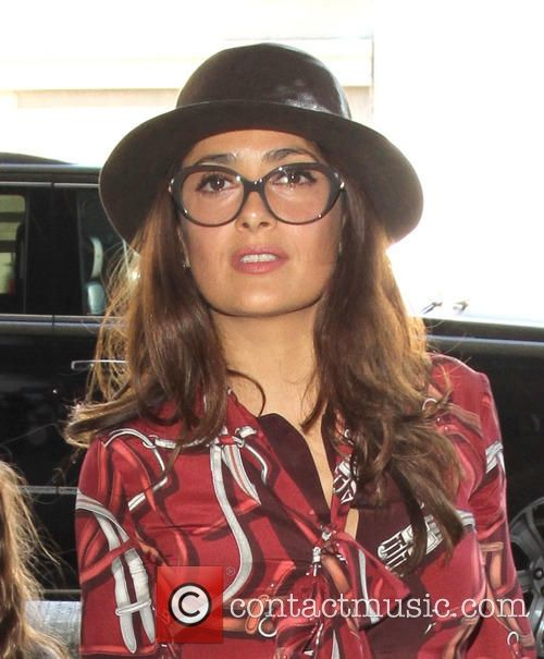 Salma Hayek | Biography, News, Photos and Videos | Page 5 ...