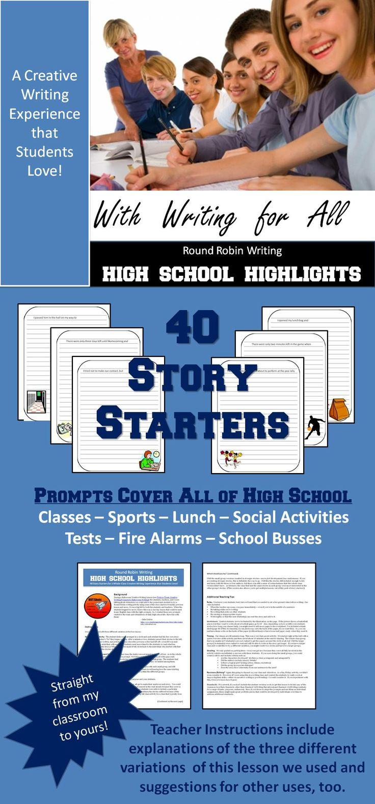 descriptive essay topics for high school students engaging