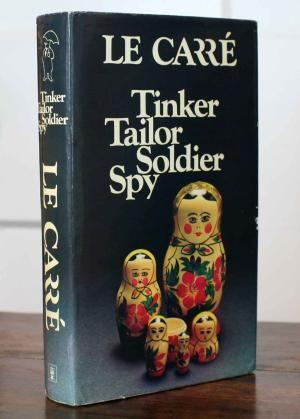 Tinker Tailor Soldier Spy by John Le Carré (1974)