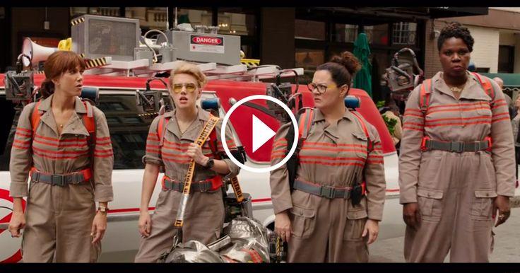 Bande-annonce : les femmes prennent le pouvoir dans «Ghostbusters 3 » | Vanity Fair