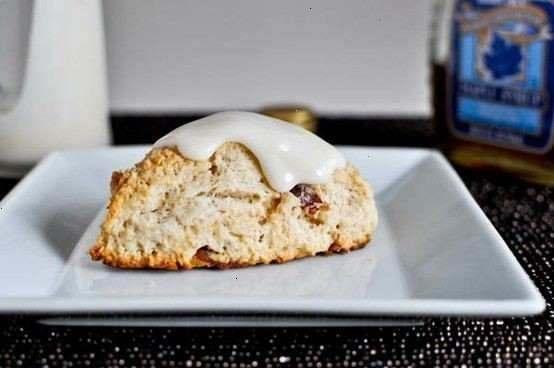 maple bacon brown sugar scones | Baking Other | Pinterest
