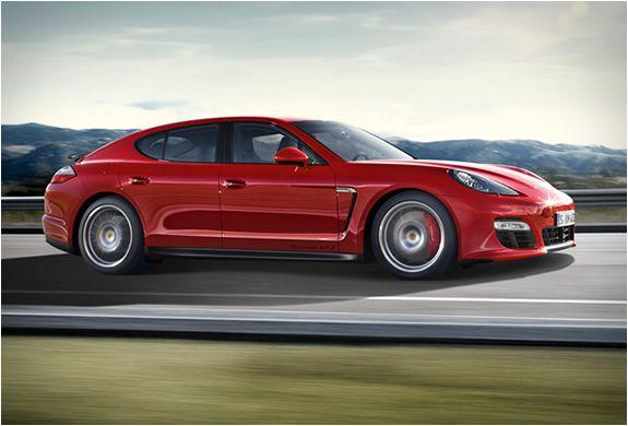 Porsche Panamera GTS. <3