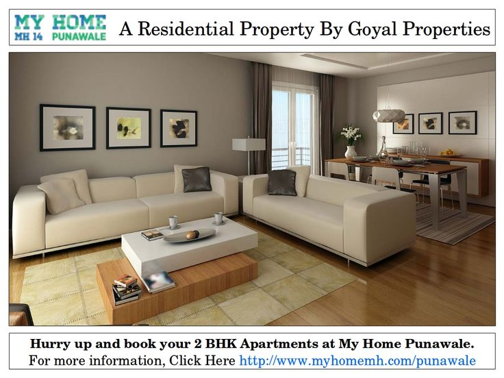 2 Bhk Residential Projects near Hinjewadi and Wakad Pune at My Home Punawale