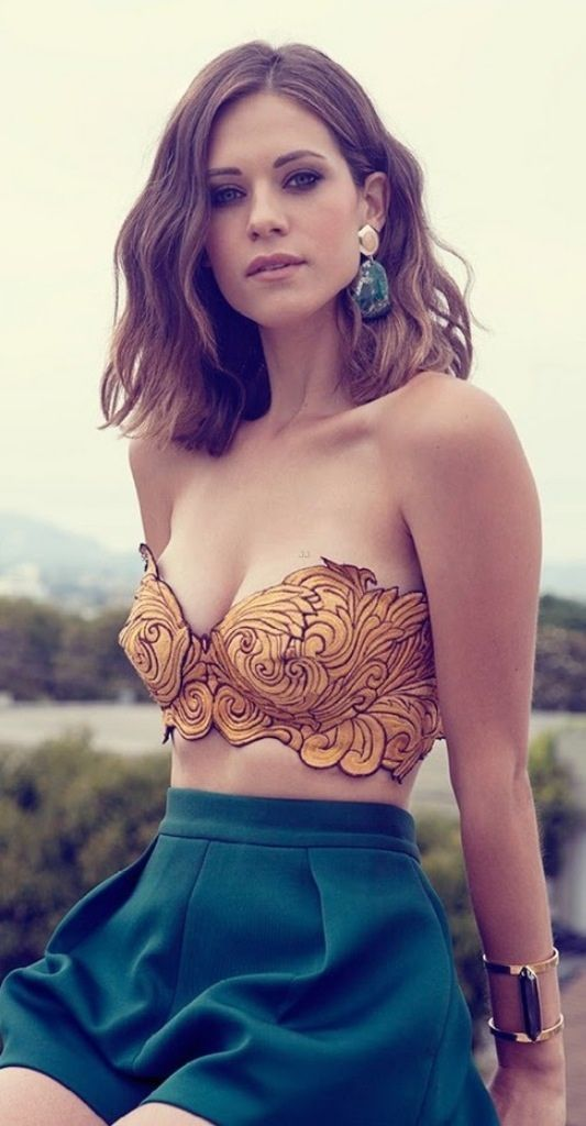 Lyndsy Fonseca for Bello Magazine