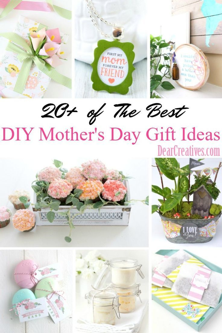 Diy Mother S Day Gifts Mother S Day Diy Diy Mothers Day Gifts