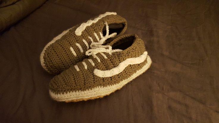 Low Vans Sneaker Slippers