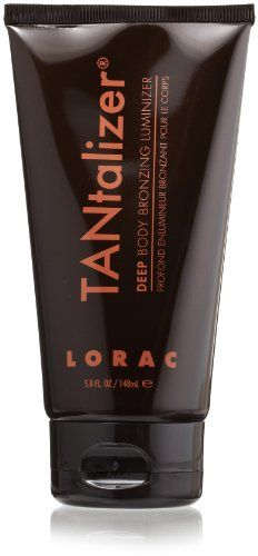 LORAC TANtalizer Body Bronzing Luminizer, Deep, 5 fl. oz. -- More details @ http://www.amazon.com/gp/product/B008XN79W8/?tag=passion4fashion003e-20?xy=280716213225