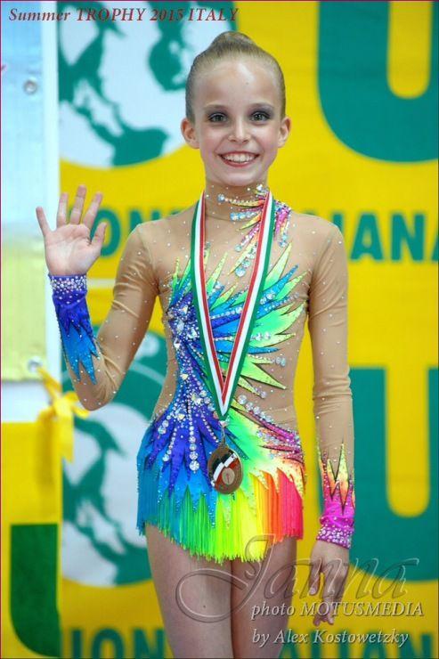 Gallery.ru / Фото #31 - костюмы для художественной гимнастики 4 - dusya7