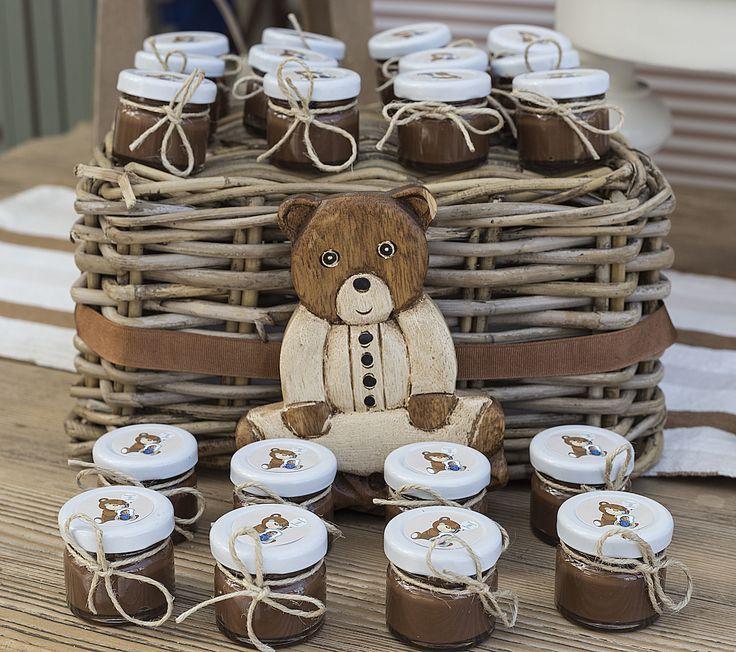 nutella jar, nutella kavanoz, hediyelik, teddy bear
