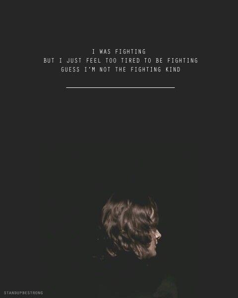 Bad dream lyrics/ Keane