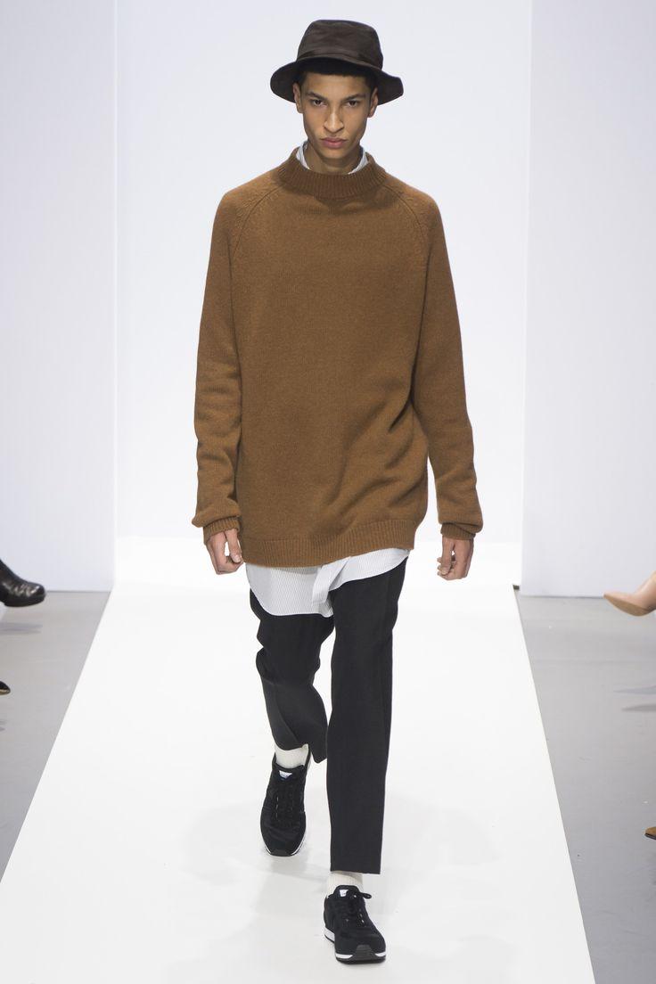 Margaret Howell Fall 2017 Menswear Fashion Show