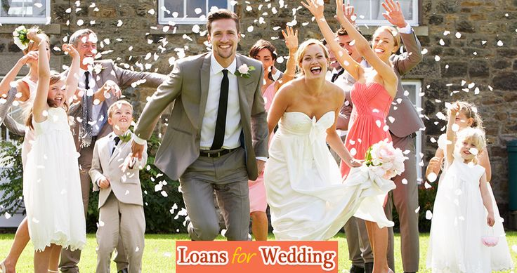 Wedding Loans - Helpful To Enjoy Your Special Day With No Financial Trouble!