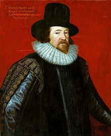 Francis Bacon, 1st Viscount St Alban[a] PC KC (/ˈbeɪkən/;[5] 22 January 1561 – 9 April 1626) was an English philosopher, statesman, scientist, jurist, orator, and author. He served both as Attorney General and as Lord Chancellor of England. After his death, he remained extremely influential through his works, especially as philosophical advocate and practitioner of the scientific method during the scientific revolution.