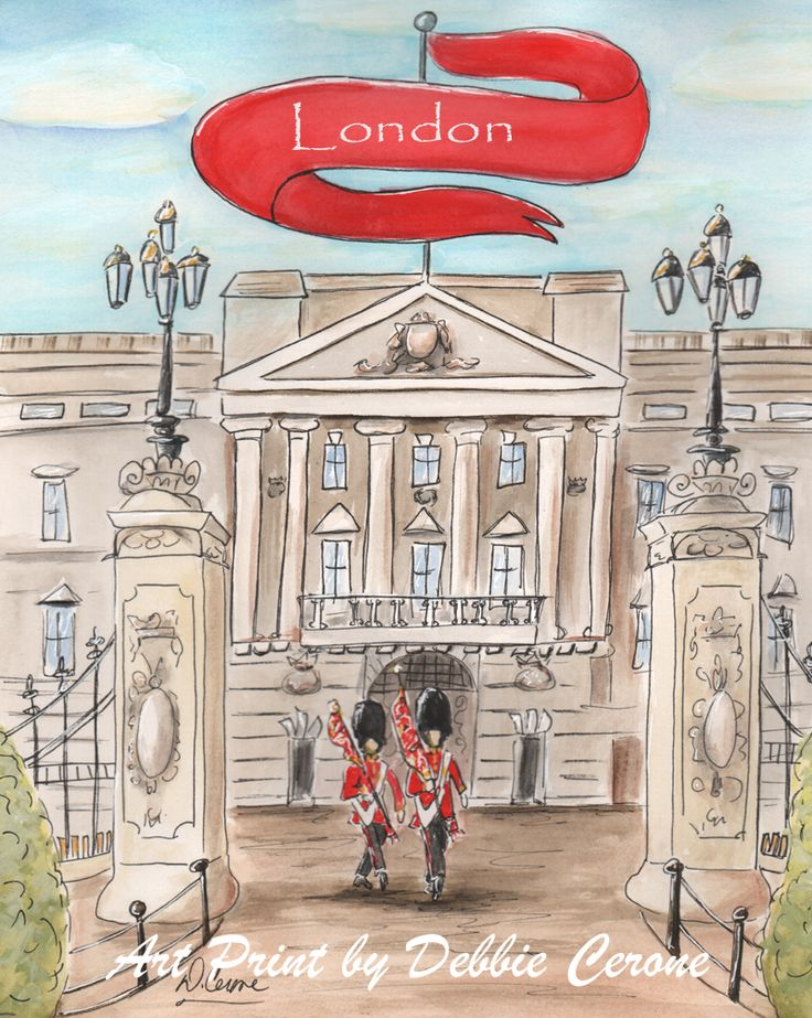 London art for boys or girls london england british for British themed bedroom ideas