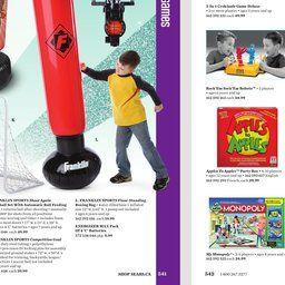 Sears Catalogue Christmas Wish Book - Aug 23 to Jun 12