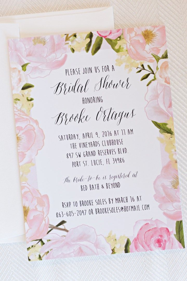 wedding invitations east london south africa%0A Wedding Invitation Inspiration  Photo  Kristen Weaver Photography