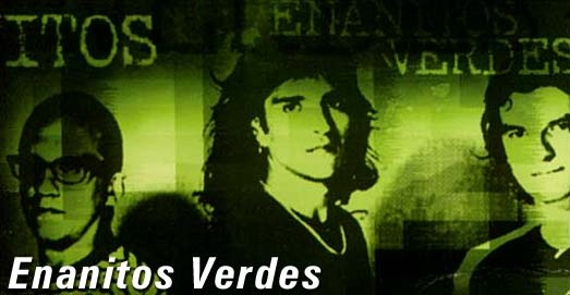 Enanitos Verdes es una banda de rock argentina, formada en 1979 en la ciudad de Mendoza, Argentina. A lo largo de su carrera han logrado colocarse en puestos importantes de las listas de popularidad argentinas, de Latinoamérica y el Caribe.