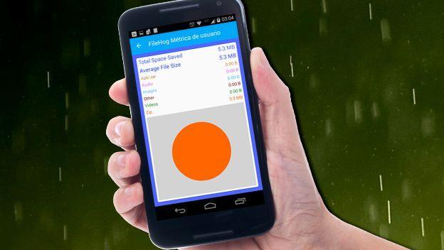 Cómo liberar espacio en Android eliminando archivos ocultos