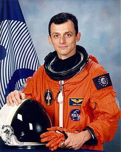 Pedro DUQUE Primer astronauta español. Madrid, 1963