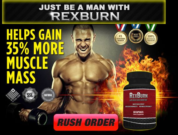 http://www.supplementmag.com/rexburn-reviews/  It enhances the male development hormone that's popularly identified a testosterone in the male body. This product is the outcome of a number of researches carried out with the aid of scientists and vitamin specialist. Its normal materials include a number of muscle boosting and nutritional values to obtain muscle, stamina